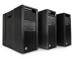 HP Desktop Workstations